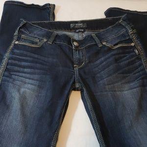 Silver Jeans Jeans - SILVER JEANS MCKENZIE STRAIGHT LEGS EUC